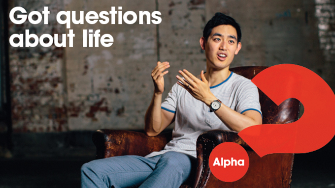 Got questions? Try ALPHA!