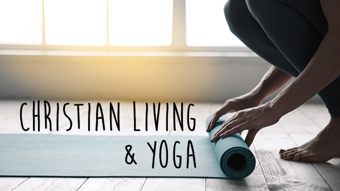 God's Word & yoga!