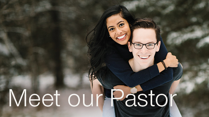 Meet our new Pastor!